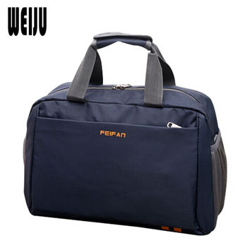 2016 Men Travel Bags New Casual Women Travel Bag Portable Women's Hand Weekend Bag Large Capacity Bags