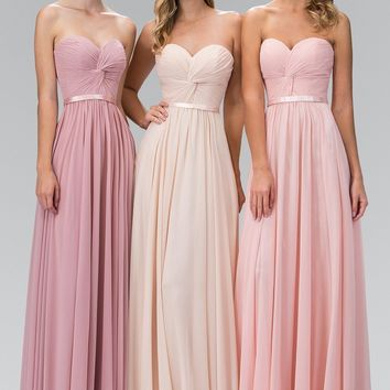 Inexpensive bridesmaid dress  gls gl2069