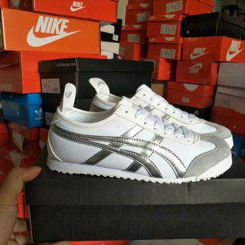 """""""Onitsuka Tiger"""" All-match Fashion Casual Men Sneakers Running Shoes"""