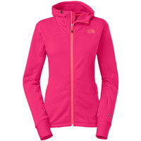 The North Face Momentum Hooded Fleece Jacket - Women's