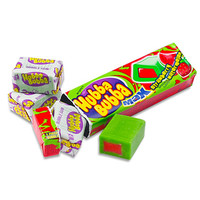 Hubba Bubba Max Bubble Gum Packs - Strawberry Watermelon: 18-Piece Box