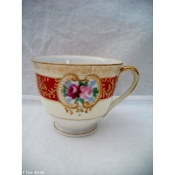 ANTIQUE china tea cup  made in 1946 in OCCUPIED JAPAN