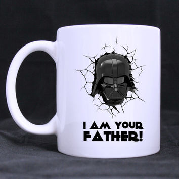 Star Wars mug Office mug porcelain Coffee Mugs cups ceramic tea cup home decal White Cups gifts beer cup