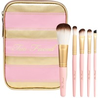 Too Faced Teddy Bear Hair Professional Brush Set - Makeup - Beauty - Macy's
