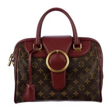 Louis Vuitton Monogram Golden Arrow Bag