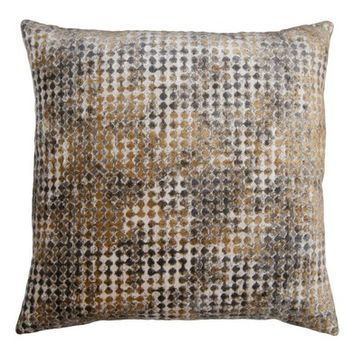 Square Feathers Domain Gem Accent Pillow | Nordstrom