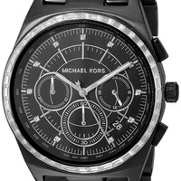 Michael Kors Women's Vail Black Watch MK6423