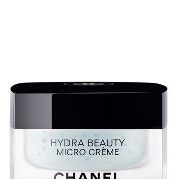 CHANEL HYDRA BEAUTY MICRO CRÈME Fortifying Replenishing Hydration | Nordstrom