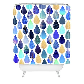 Elisabeth Fredriksson H2O Shower Curtain