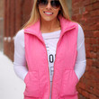 Pinking of You Vest