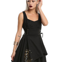 Disney Peter Pan Neverland Skull Rock Dress