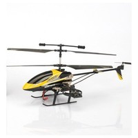 "Haktoys HAK635C 2.4GHz 17"" Video & Photo Camera 3.5CH Helicopter, Gyroscope, Rechargeable, Ready to Fly, and with LED Lights (Micro SD Card Included)"