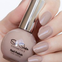 """CLAM SHELL"" - Nail Polish – Sea Siren Cosmetics"