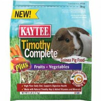Kaytee Timothy Complete Plus Fruits for Guinea Pig