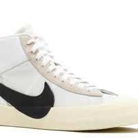 "The 10: Nike Blazer Mid ""OFF-WHITE"" - Nike - aa3832 100 - white/black-muslin 
