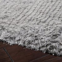 Whisper Area Rug in Greys design by Candice Olson