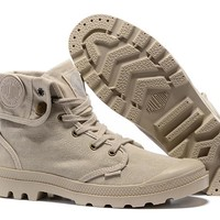 Palladium Baggy Lll Men Turn High Boots Brown