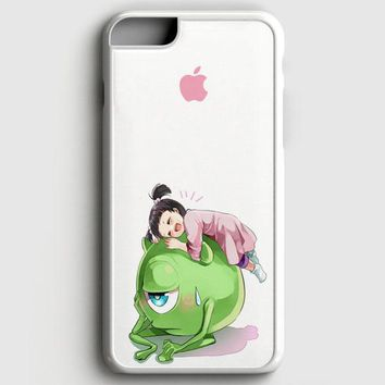 Monster Inc Cute Mike And Boo iPhone 6 Plus/6S Plus Case | casescraft