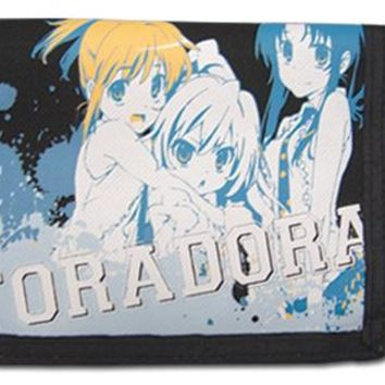 Group - Canvas Wallet - Toradora
