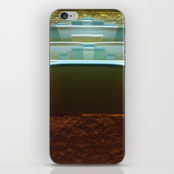 Wave Rise iPhone & iPod Skin by Fahan Sky McDonagh