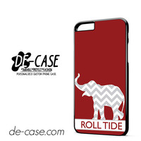 Roll Tide Chevron Elephant Alabama DEAL-9304 Apple Phonecase Cover For Iphone 6/ 6S Plus