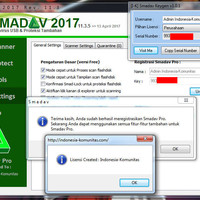 Smadav Pro 2017 Crack + Registration Name & Key Full Download
