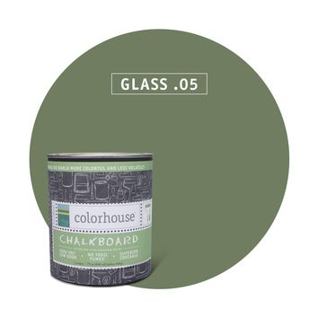 Chalkboard Paint by Colorhouse GLASS .05
