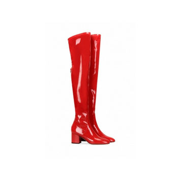 Valentino 60 mm stretch over the knee boots