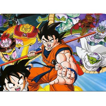 Dragon Ball mouse pad accessories mousepad laptop Dragon Ball Z mouse pad gear notbook computer anime gaming mouse pad gamer