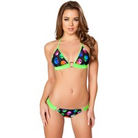 Alien Two Piece Bikini Set