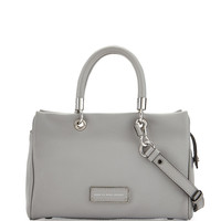 Too Hot to Handle Satchel Bag, Storm Cloud - MARC by Marc Jacobs
