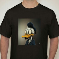 Donald Duck Zombie T-shirt