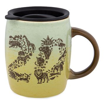 Disney Parks Animal Kingdom 20th Anniversary Coffee Mug Tumbler New