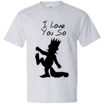I Love You So Beefy T-Shirt
