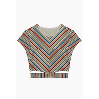 Sixteenth St Crop Top - Multi