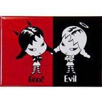 Sugar Hiccup - Good & Evil Magnet
