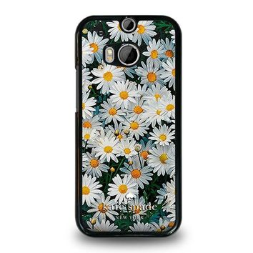 KATE SPADE NEW YORK DAISY MAISE HTC One M8 Case Cover