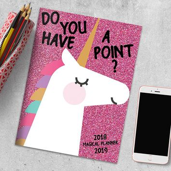 Your Point Unicorn Planner
