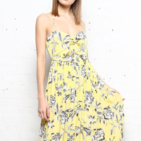 BB Dakota Joss Floral Dress