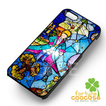 The Little Prince stained glass book story -sww for iPhone 6S case, iPhone 5s case, iPhone 6 case, iPhone 4S, Samsung S6 Edge