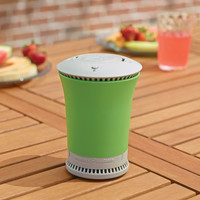 The Portable Tabletop Mosquito Repeller - Hammacher Schlemmer