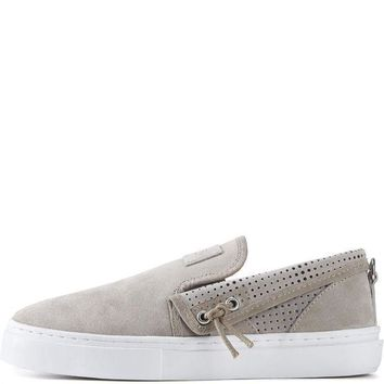 Clear Weather For Men: Lakota In Goat Slip On Sneakers