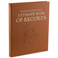 The MLB Ultimate Book of Records