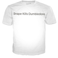 Hashtag Spoilers Harry Potter