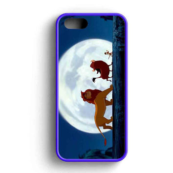 Simba Pumba And Timon iPhone 5 Case Available for iPhone 5 Case iPhone 5s Case iPhone 5c Case iPhone 4 Case