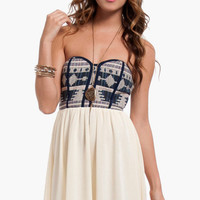 Aztec Escape Dress $36