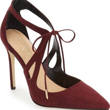 Daya 'Aaron' Pointy Toe Pump (Women) | Nordstrom