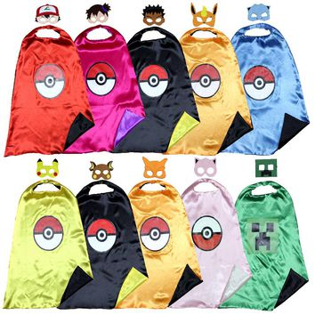 pokemon +costume pikachu costume  Pokemon costume party Favors holloween cosplay  birthday costume