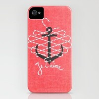 Je t'aime iPhone Case by Andrei D. Robu | Society6