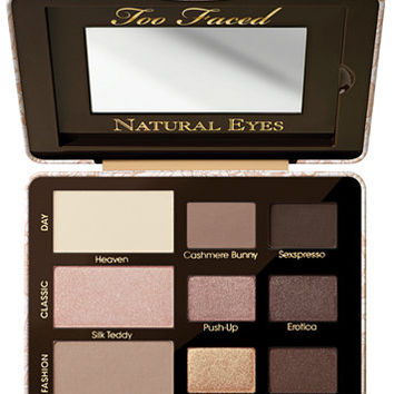 Too Faced Natural Eyes Neutral Eye Shadow Palette | macys.com